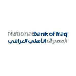 National Bank of Iraq Logo